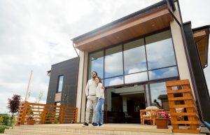 luxury homes in the U.S.
