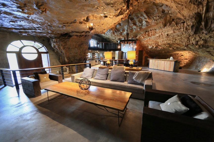 strange homes on luxury market