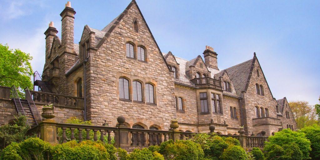 tudor luxury mansion