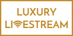 Luxury Livestream logo