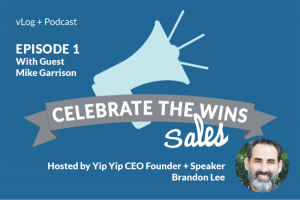 Celebrate the Wins: Episode 1: Mike Garrison